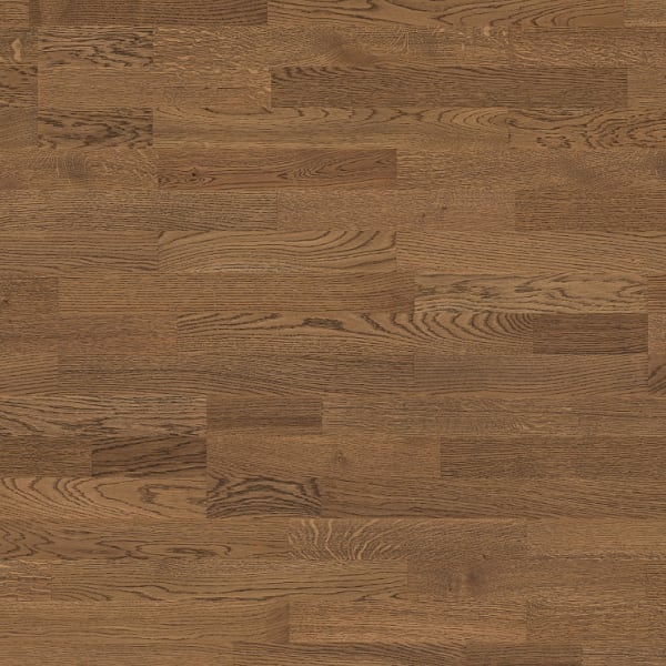 3 Strip Laurons-Antique Oak Lacquered Engineered Hardwood Flooring